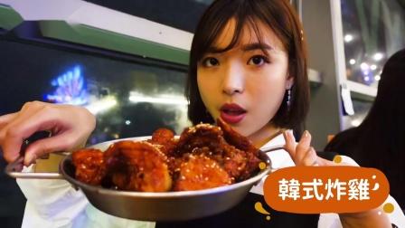 不用飛韓國,台灣也吃得到韓國布帳馬車!但...吃起來味道一樣嗎?feat. 王直|一隻阿圓