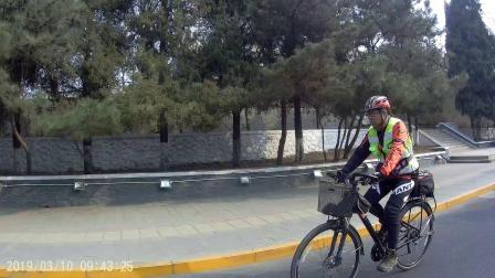 """所罗门自行车涿州俱乐部响应全国城市公益联动""""低碳出行护卫蓝天""""骑行活动纪实"""