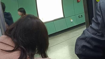 广州地铁2号线市二宫至白云公园变声老鼠a5