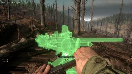 二战FPS《人间地狱》游戏演示