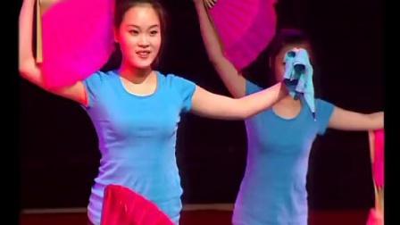 我的青春我做主-课堂部分-民间舞