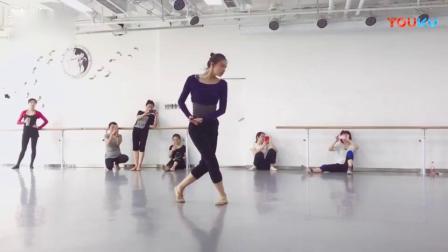 蒙古族舞,侯木懿老师《迷失的羔羊》片段
