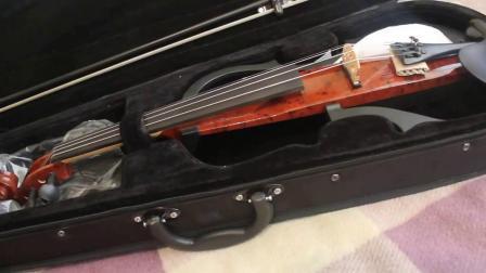 德国小提琴Harley 990开箱展示