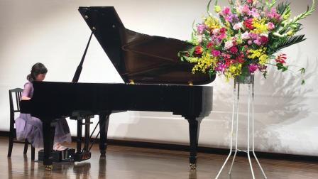 2019年钢琴发表会-上半场