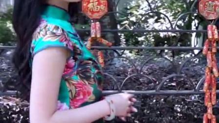 钱塘佳人春夏真丝长款旗袍连衣裙日常改良修身大码旗袍裙中式礼服-tmall.com天猫