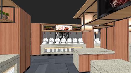 牡丹江-乐汤汇(五层餐厅、六层烤肉火锅、七层休息大厅)