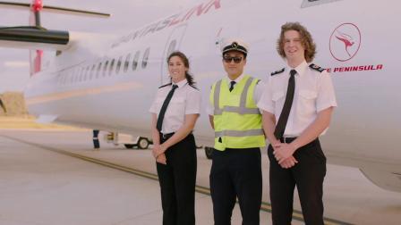 【航空】南昆士兰大学(USQ)与澳航集团(Qantas Group)合作推出未来飞行员计划