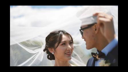 【慕尚喜堂海外婚礼】新西兰婚礼