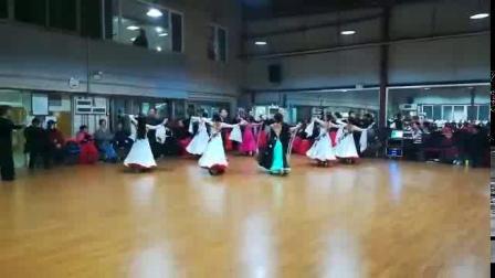 赵萍老师摩登舞提高班狐步舞在胡德酒店活动-6