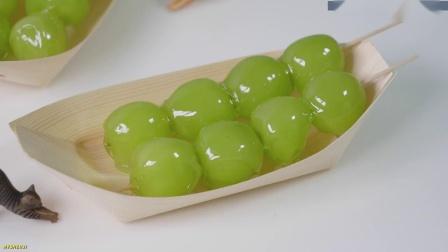 如何在家制作颜值逆天的糖葫芦?HANSE小姐姐温柔教学