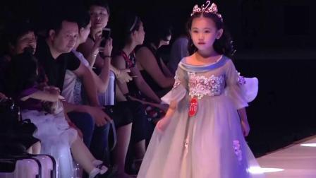 儿童模特走秀2017小童星少儿超模大赛全国总决赛