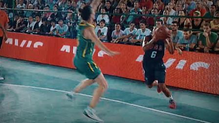 球星集锦—美国女篮球员哈特利