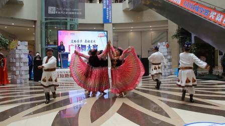《定格芳华 舞动居然》第一届居然之家嘉峪关广场舞大赛