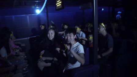 """广州长隆欢乐世界""""星际决战"""" 采用科视Christie 3D 4K 投影机"""