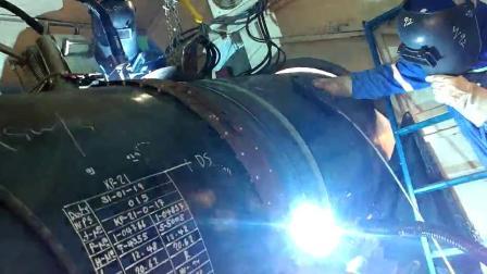 泰国5号线全线使用管道全自动焊机