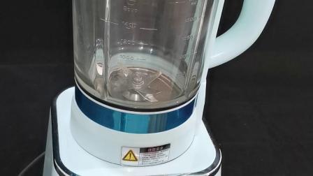 破壁机EH18A操作视频 for ACA北美电器