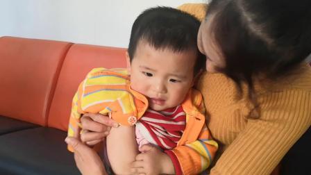 2019.3.12九院卫生站打白白破预防针