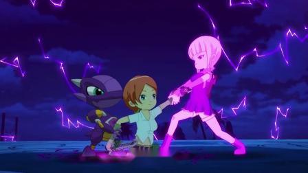 斗龙战士星龙圣域:百诺,天画,我一定要救你