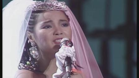 【邓丽君】愛人 1985年NHK演唱会