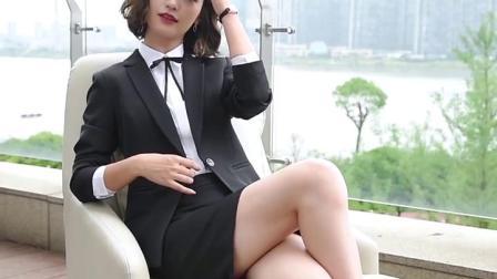 奥曦职业衬衫女长袖2018春装新款秋装时尚工作服套装工装白色衬衣-tmall.com天猫