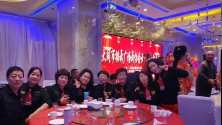 鸿之舞A1 表演 兰兰晨练队姐妹参加云岗区广场舞年会