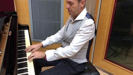 """《老中医》作曲家夏泰钢琴演奏主题曲 """"翁医生的使命"""""""
