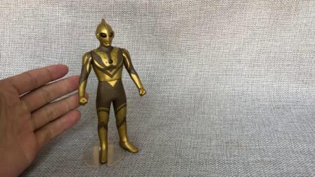 【boss刘总制作】奥特曼50周年纪念软胶 佐菲奥特曼