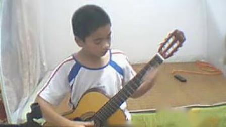 四小天鹅舞曲  温州小吉他