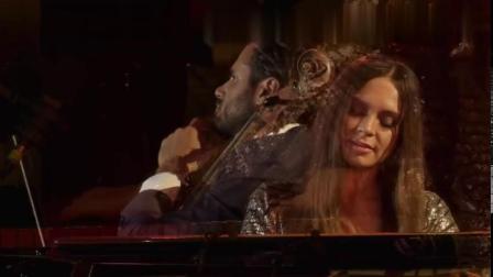 电影《爱乐之城》主题曲,大提琴Hauser钢琴Lala