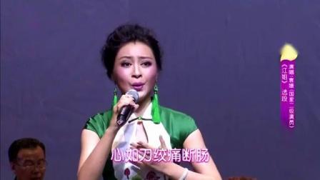 黄梅戏江姐 选段袁媛(二级演员)