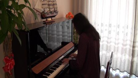 船歌钢琴曲