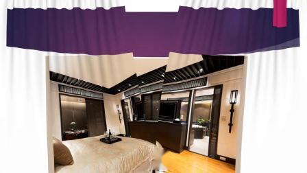 赣州瀚亭90平方房子装修图片视频90平方装修样板房视频