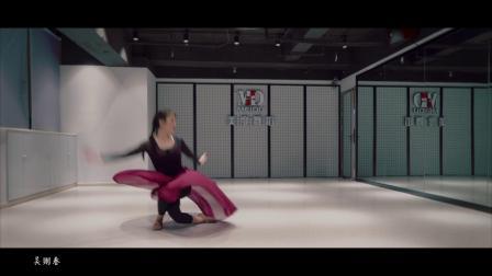 南京美度舞蹈培训 宁宁老师古典舞,🎵不染 —— 古典舞好唯美啊,仙境中的仙子般