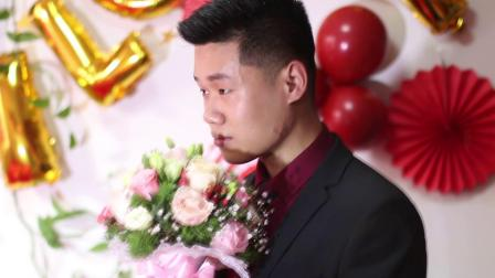 【福临门】20190314婚礼短片