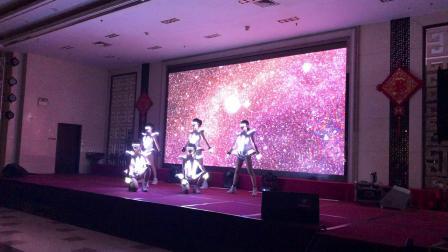 女子电光舞LED Dance