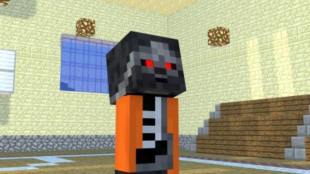 我的世界动画-怪物学院-灌篮-ZomBo