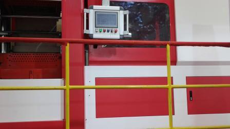 青岛恒林集团产品:水平无箱造型机