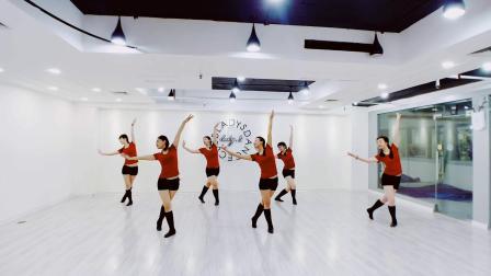 青岛Lady.S舞蹈 年会舞蹈编排《沂蒙颂》