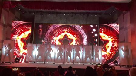 《影子舞➕男女舞蹈》-广州鼓舞倾城艺术团