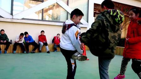 中华脚斗娃校园训练课程