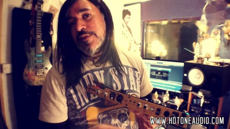Hotone Ampero Full Review _ Totally SICK Tones!!!