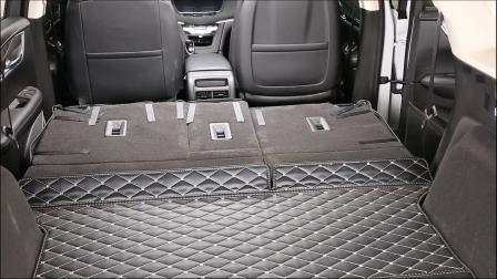 凯迪拉克-XT5-后备箱垫安装视频【云诚亦搏汽车用品专营店】