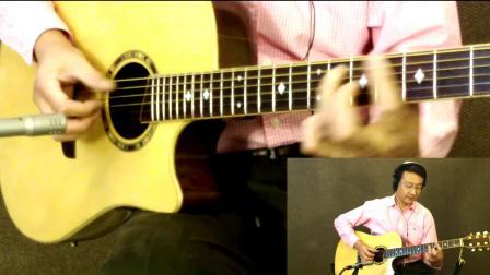 《万花筒》指弹吉它曲 陈鹏原创 《夜晚的旋律  》第112期