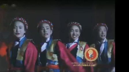 萨迦县中学2019年藏历新年联欢晚会节目