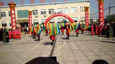 烟台招远市夏甸镇南邢家广场舞-红红火火大中华