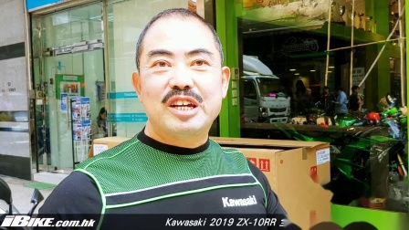 Kawasaki 2019 ZX-10RR 限量五百臺! 珍貴開箱!!