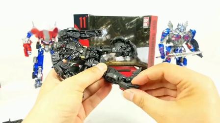 变形金刚SS11兰博基尼汽车机器人玩具