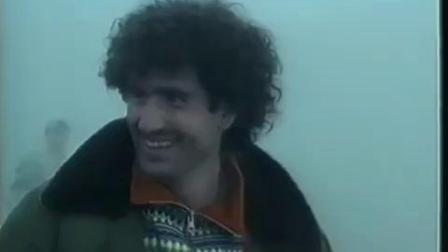 80年代法国友人来中国培训三角翼记录片(上集)