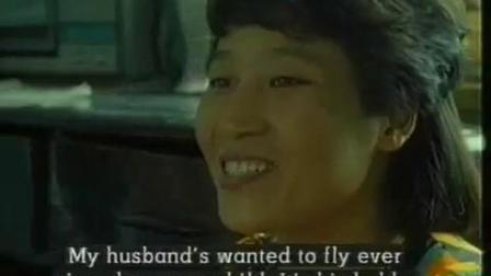 80年代法国友人来中国培训三角翼纪录片(下)