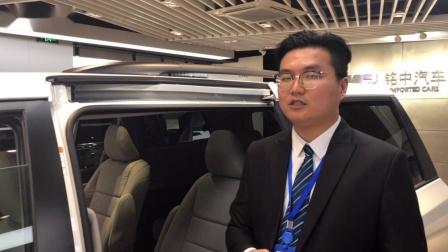 奶爸 商务MPV神车 19款丰田塞纳最新卖点分析